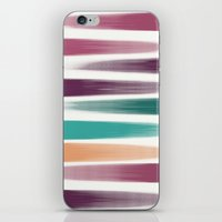 the strokes iPhone & iPod Skins featuring Brush strokes by eDrawings38