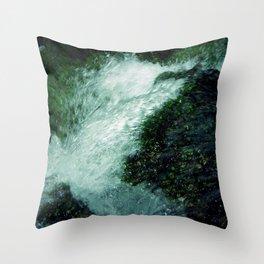 Fall on Me Throw Pillow