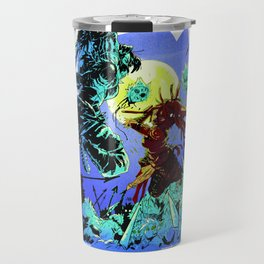 BLOODMEAT!! Travel Mug
