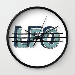 LFO Wall Clock