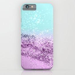 Mermaid Girls Glitter #5 #shiny #decor #art #society6 iPhone Case