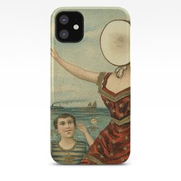 Neutral Milk Hotel – In the Aeroplane Over the Sea iPhone Case