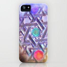Merkabah Fantasy iPhone Case