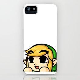 Link Lurk iPhone Case