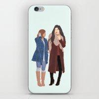 korrasami iPhone & iPod Skins featuring korrasami by Ana Rocha
