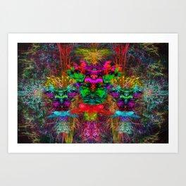 The 3 Chiefs Art Print