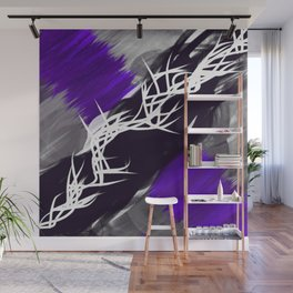 feathery Wall Mural