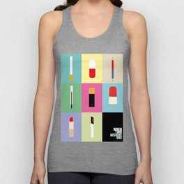 when two become one Unisex Tank Top