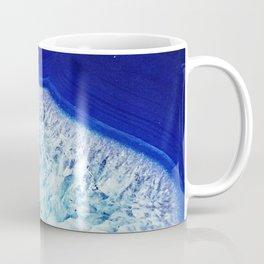 Gemstone Crystal Geode Coffee Mug