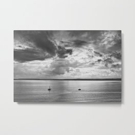St. Ives bay Metal Print