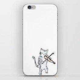 String Meowtet: Arvo iPhone Skin