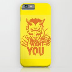 I Want You! Slim Case iPhone 6s