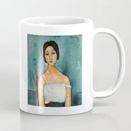 Amedeo Modigliani - Christina Coffee Mug