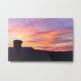 Sunrise 0972 Thor's_Hammer, Bryce_Canyon National Park Metal Print