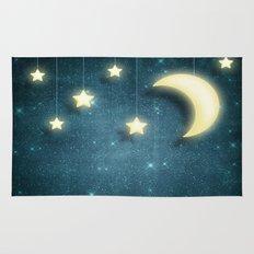 Moon & Stars 01 Rug