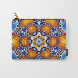 Ocean Life Mandala Carry-All Pouch