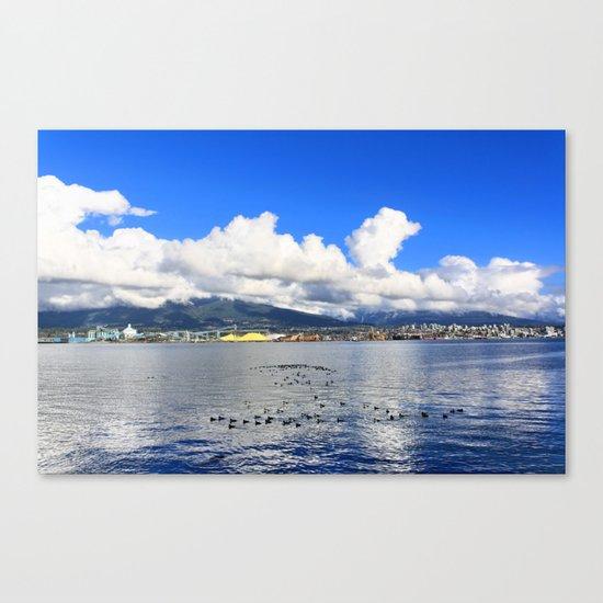 North Vancouver Canvas Print