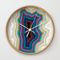 The Abyss Wall Clock