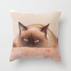 Siam Throw Pillow