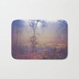 SWAMPY FOREST 3 (everyday 05.01.2017) Bath Mat