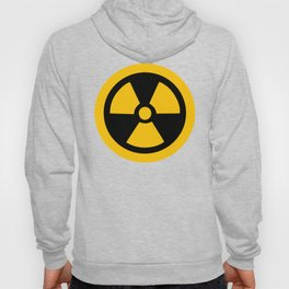 Yellow Radioactive Hoody