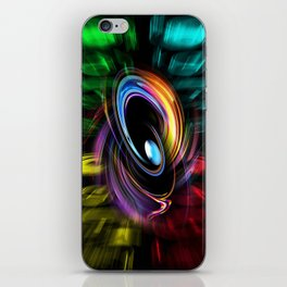 Abstract perfection 46 iPhone Skin