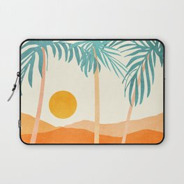 Bali Sunset Laptop Sleeve