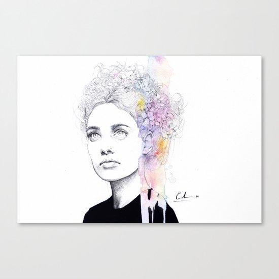 soft springtime Canvas Print
