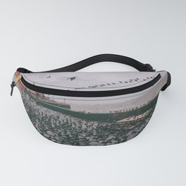 Birds in the City Fanny Pack