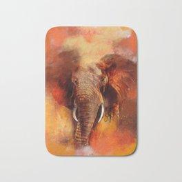 Elefante Aquarela Bath Mat