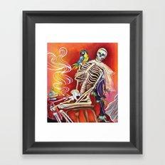 Pirate Framed Art Print