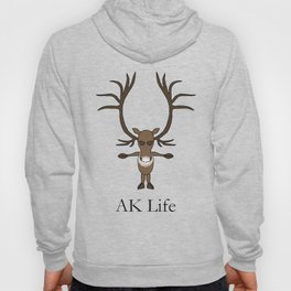 AK Life Caribou Hoody