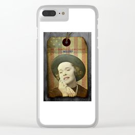 RANDom THOUGHTS™: We've come to take our country back. 1 Clear iPhone Case