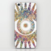 prism iPhone & iPod Skins featuring PRISM by shutupbek