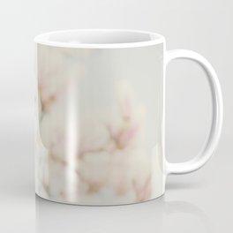 pink magnolia blossoms ... Coffee Mug