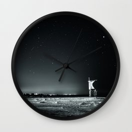 The Night Sky Wall Clock