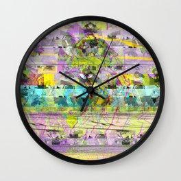 Keep the Faith Wall Clock