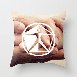 Wonders Of life Throw Pillow