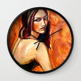 Your Complicated Soul Wall Clock
