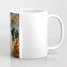 "Peter Paul Rubens ""The miracles of St. Francis Xavier"" Coffee Mug"