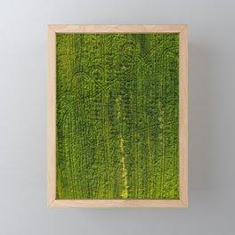 Lost Patterns Framed Mini Art Print