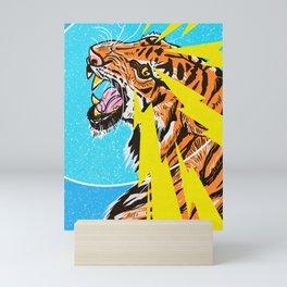 Paper Tiger Mini Art Print
