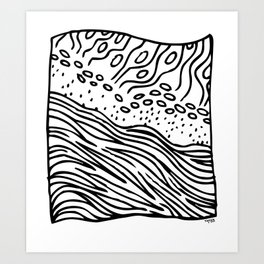 Seed of a Start Art Print