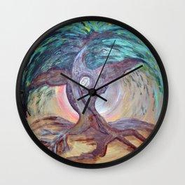 Life2 Wall Clock