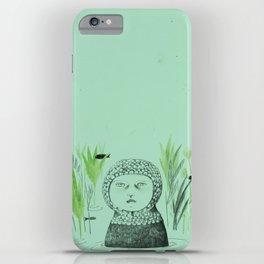Sirena iPhone Case