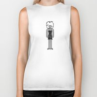 tina crespo Biker Tanks featuring Tina Turner by Band Land