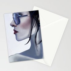 Eyewear Fashion Victim Stationery Cards