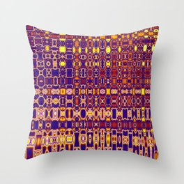 Fractal design SVR. Throw Pillow
