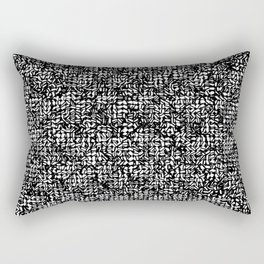 Tiles Rectangular Pillow