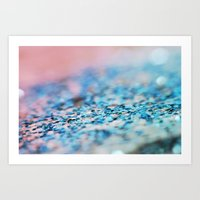 supreme Art Prints featuring Slushie Supreme by Beth - Paper Angels Photography